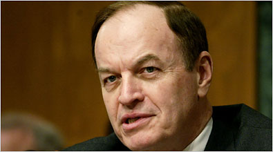 Alabama Congressman Richard Shelby