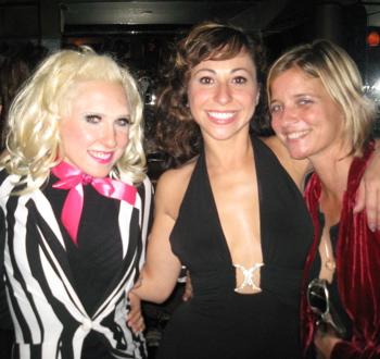 Helen Pontani, Angie Pontani, Jen Gapay