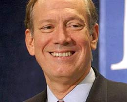 George Pataki is laughing at you.