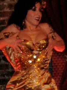 angie-golden-dress