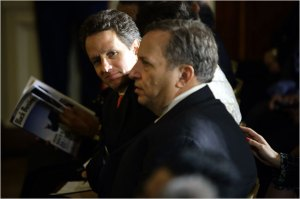Geithner and Summers