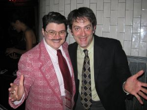 Me and Murray Hill
