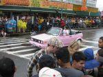MDP pink car