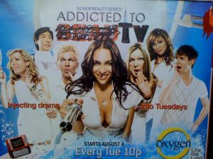 Addicted to TV