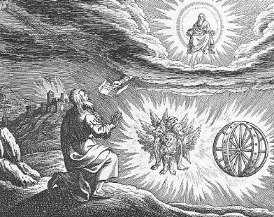 Ezekiel-Vision-Merkaba