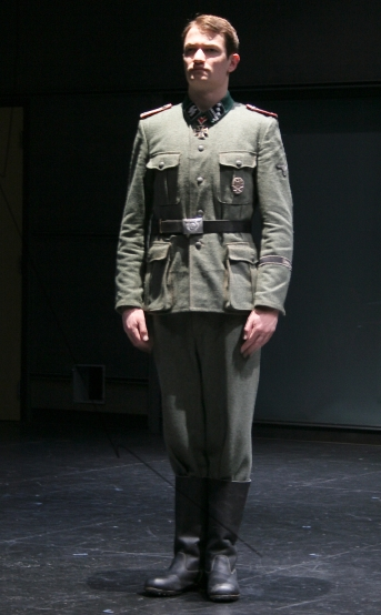 "Jonathan Draxton in ""Soldier"""
