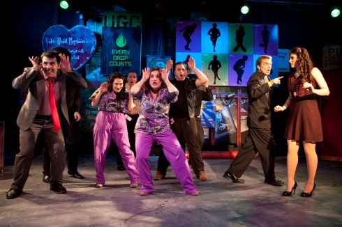 Urinetown! (photo: Chasi Annexy)