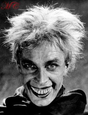 Conrad Veidt as The Man Who Laughs (1928)