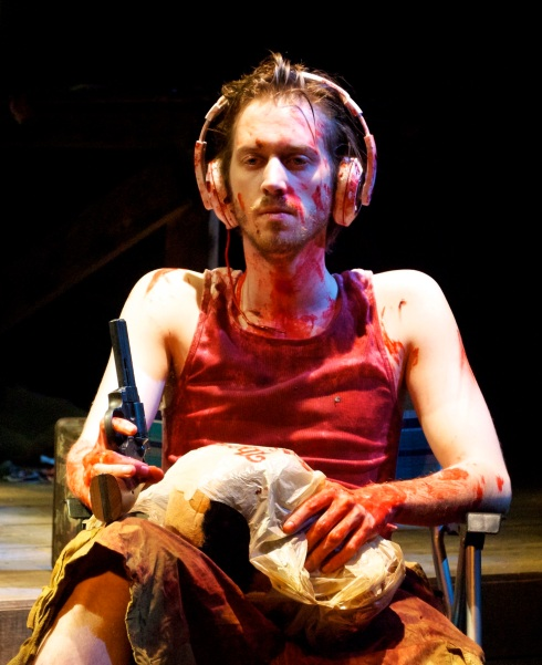 Jonathan Hopkins as Florian the Bloody Prophet